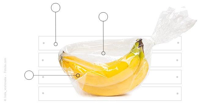 Lebensmittelverpackung und Umverpackung: Der Unterschied