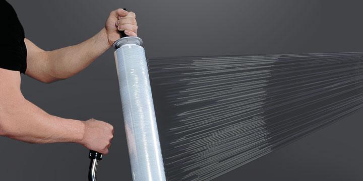 Folienbeutel als Verpackungszubehör