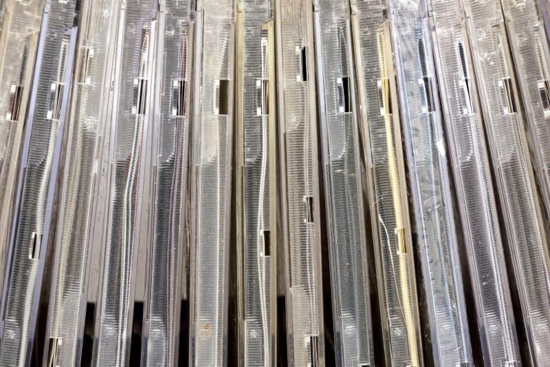 CDs verpacken
