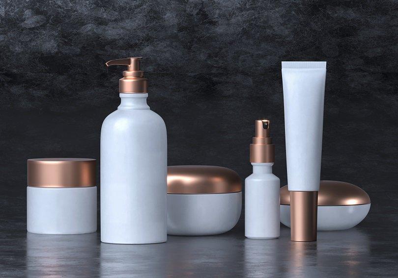 Transportverpackung für Ihre Kosmetikprodukte