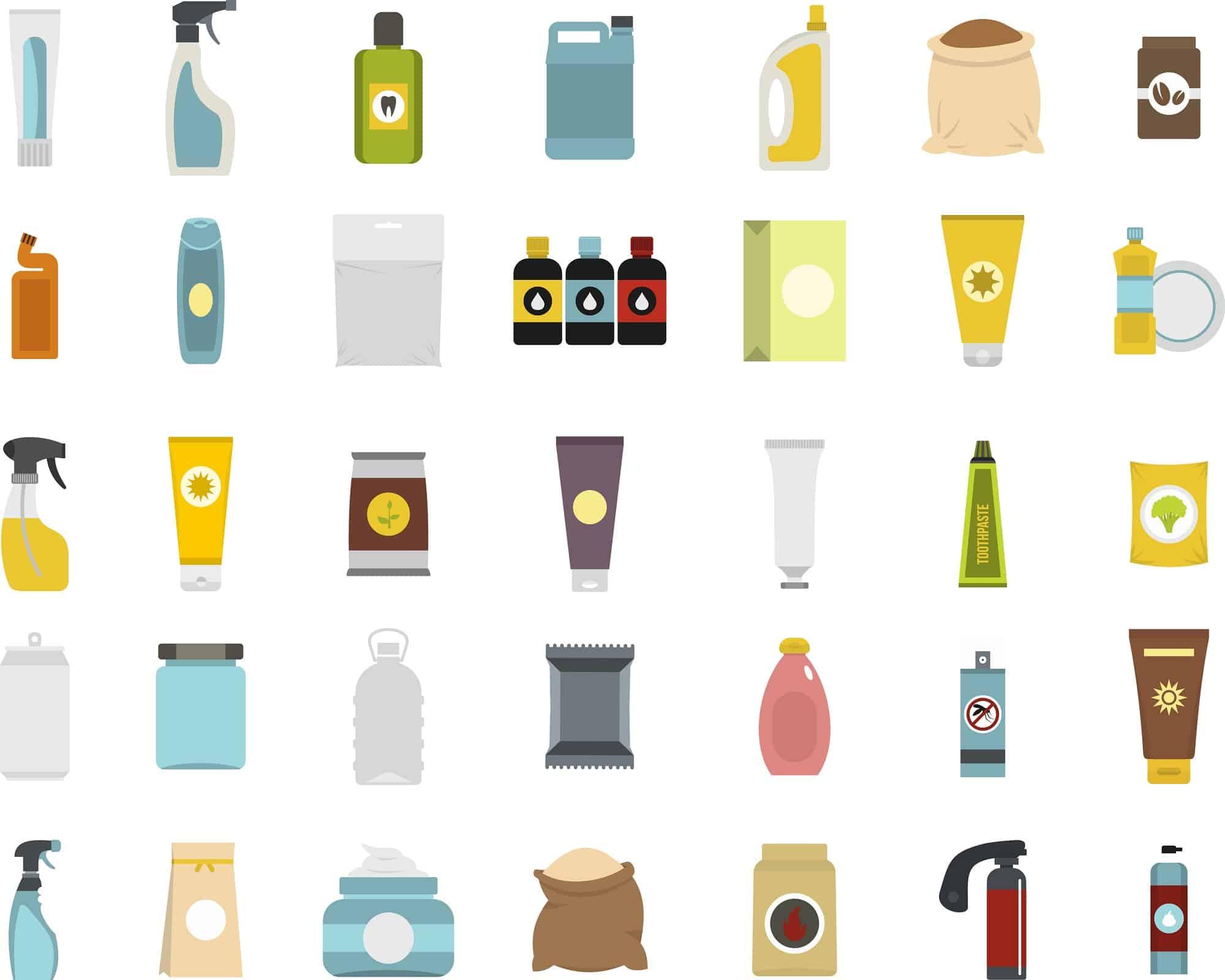 Verpackungsarten Überblick